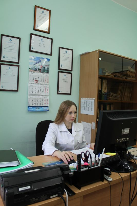 Отдел контроля ветеринарно-санитарного качества продукции животного происхождения